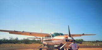 オーストラリアの医学生が小型セスナ機に乗って「空飛ぶ医学生」になった話