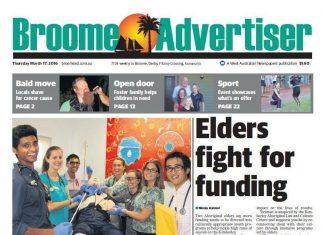 オーストラリアの医学生がへき地の新聞の一面を飾った話