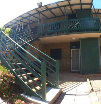 オーストラリアの医学生が住む「我が家」