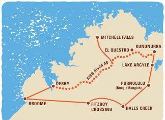 オーストラリアの医学生がへき地のGibb River Roadを旅した話