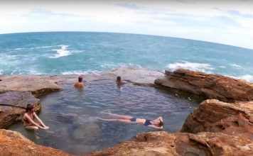 オーストラリアの医学生がへき地ブルームで見つけた「秘密の場所」