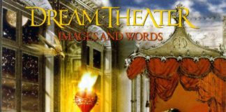 Dream Theater アルバム Images and Words