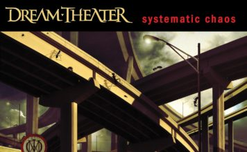 Dream Theater アルバム Systematic Chaos