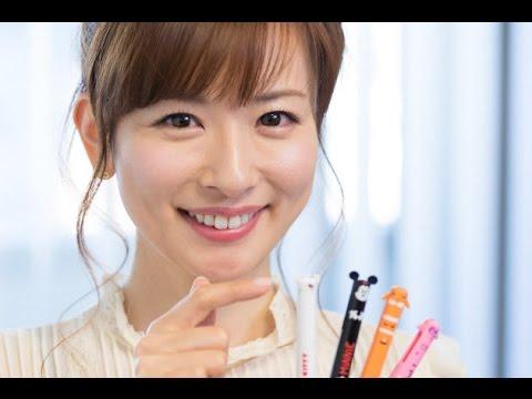 【芸能人の英語力】留学経験者元お天気お姉さん皆藤愛子の可愛い英語力