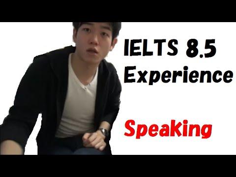 IELTS 8.5 Experience 【IELTS 8.5取得!スピーキング編】