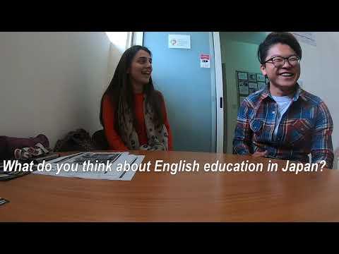 【マルタの語学学校で聞いてみた】【マルタ留学2ヵ月目の実力はいかに⁉】日本人の英語とマルタ留学について (English)