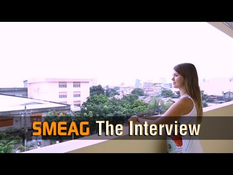 [フィリピン 英語 留学] SMEAG 語学学校 / 短期留学 : The Interview