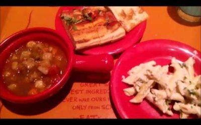 ロス・アメリカ生活 LA 海外情報 食べログ食レポ 野菜食べ放題のレストラン ビバヒルで服コスメ買いがてらに Los Angeles vegetarian 英語語学大学旅行の参考に