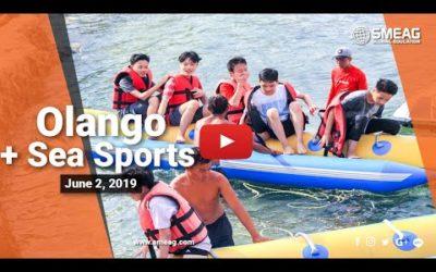 [フィリピン 英語 留学] SMEAG 語学学校 / 短期留学 : Olango + Sea Sports