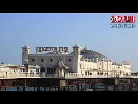 イギリスの海岸リゾート、ブライトンでイギリス英語留学