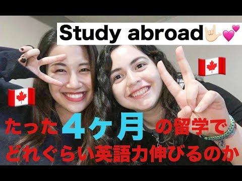 たった留学4ヶ月で英語はどれぐらい伸ばせるのか??? 〜偏差値38からの道のり〜