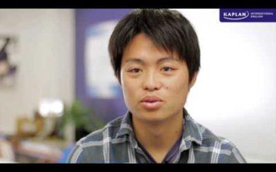 ロンドンの語学学校に留学中のSatoruさんの授業の様子をインタビュー!