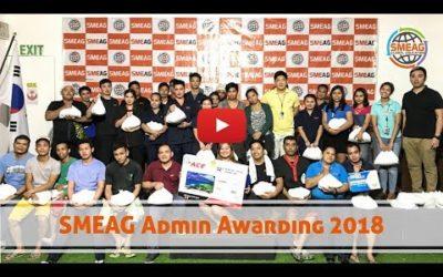 [フィリピン 英語 留学] SMEAG 語学学校 / 短期留学: Awarding