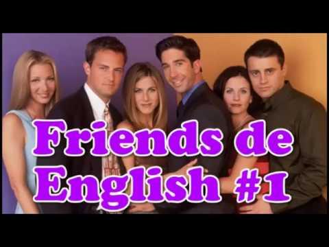 英語勉強は海外ドラマ「フレンズ」Friends de English 1