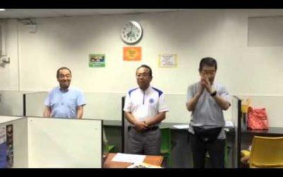 69歳からの英語留学