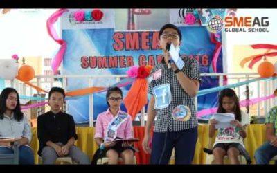 [フィリピン 英語 留学] SMEAG 語学学校 : Junior Camp