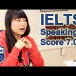 IELTS Speaking Interview - Practice for a Score 7