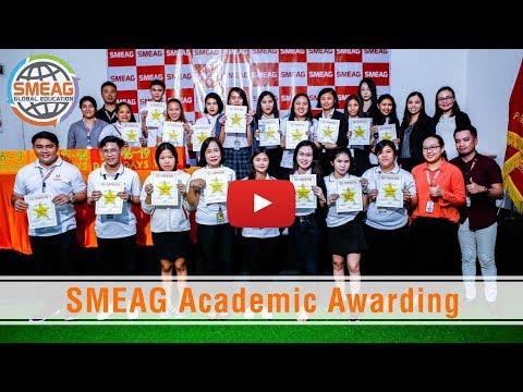 [フィリピン 英語 留学] SMEAG 語学学校 / 短期留学 : Academic Awarding