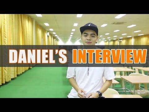 [フィリピン 英語 留学] SMEAG 語学学校 / 短期留学 : Daniel's Interview