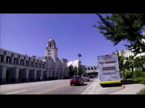 ロス・アメリカ生活 海外情報アメリカ Beverly Hills Library ビバリーヒルズ図書館  英語語学大学留学旅行の参考に