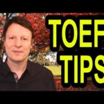 TOEFL Speaking tips | How advanced do I need to be? | Test Prep. 29 with Steve