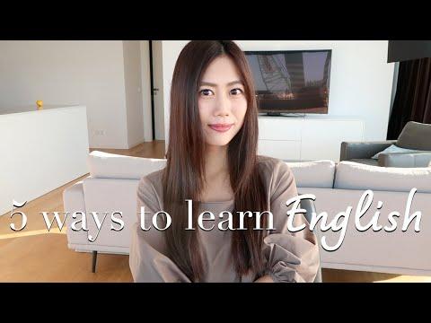 長期留学なしで英語が話せるようになる5つの方法!私が実際に実践した勉強法。