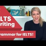 Master IELTS Grammar for Writing with Alex!